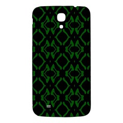 Green Black Pattern Abstract Samsung Galaxy Mega I9200 Hardshell Back Case
