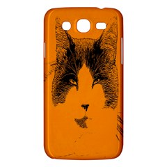 Cat Graphic Art Samsung Galaxy Mega 5 8 I9152 Hardshell Case