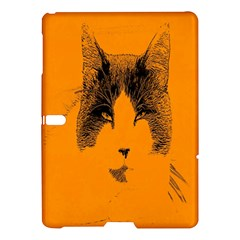 Cat Graphic Art Samsung Galaxy Tab S (10 5 ) Hardshell Case  by Nexatart