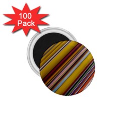 Colourful Lines 1 75  Magnets (100 Pack)