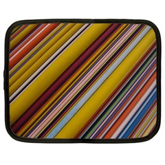 Colourful Lines Netbook Case (xl)