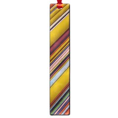Colourful Lines Large Book Marks by Nexatart