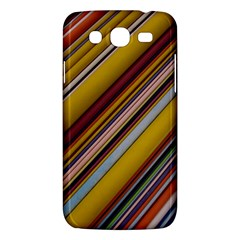 Colourful Lines Samsung Galaxy Mega 5 8 I9152 Hardshell Case  by Nexatart
