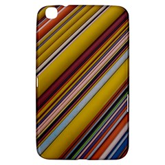 Colourful Lines Samsung Galaxy Tab 3 (8 ) T3100 Hardshell Case