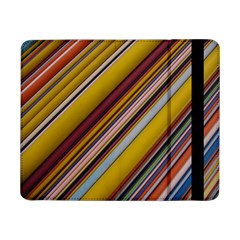 Colourful Lines Samsung Galaxy Tab Pro 8 4  Flip Case