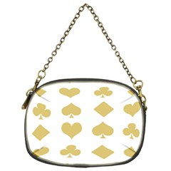 Card Symbols Chain Purses (one Side)  by Mariart