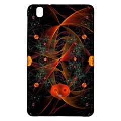 Fractal Wallpaper With Dancing Planets On Black Background Samsung Galaxy Tab Pro 8 4 Hardshell Case