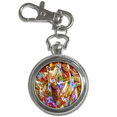 3 Carousel Ride Horses Key Chain Watches