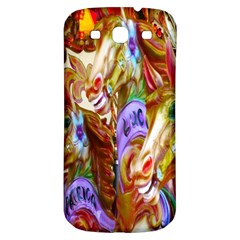 3 Carousel Ride Horses Samsung Galaxy S3 S Iii Classic Hardshell Back Case by Nexatart