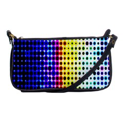 A Creative Colorful Background Shoulder Clutch Bags by Nexatart