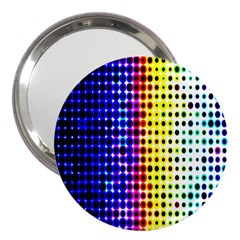 A Creative Colorful Background 3  Handbag Mirrors