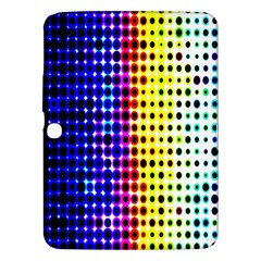 A Creative Colorful Background Samsung Galaxy Tab 3 (10 1 ) P5200 Hardshell Case