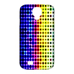 A Creative Colorful Background Samsung Galaxy S4 Classic Hardshell Case (pc+silicone) by Nexatart