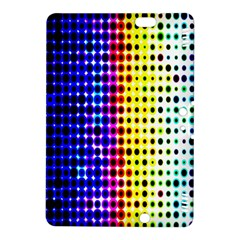 A Creative Colorful Background Kindle Fire HDX 8.9  Hardshell Case by Nexatart