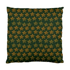 Stars Pattern Background Standard Cushion Case (two Sides) by Nexatart