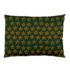 Stars Pattern Background Pillow Case by Nexatart
