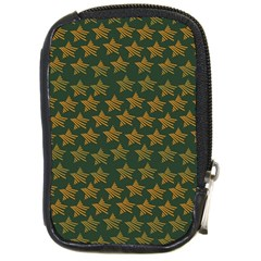 Stars Pattern Background Compact Camera Cases by Nexatart