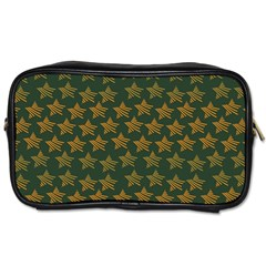 Stars Pattern Background Toiletries Bags
