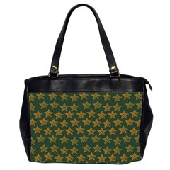 Stars Pattern Background Office Handbags (2 Sides)  by Nexatart