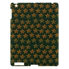 Stars Pattern Background Apple Ipad 3/4 Hardshell Case