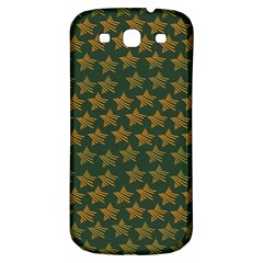 Stars Pattern Background Samsung Galaxy S3 S Iii Classic Hardshell Back Case by Nexatart