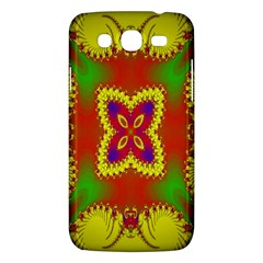 Digital Color Ornament Samsung Galaxy Mega 5 8 I9152 Hardshell Case  by Nexatart
