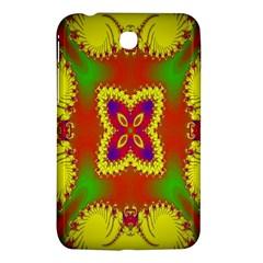 Digital Color Ornament Samsung Galaxy Tab 3 (7 ) P3200 Hardshell Case