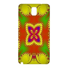 Digital Color Ornament Samsung Galaxy Note 3 N9005 Hardshell Back Case