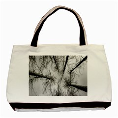 Trees Without Leaves Basic Tote Bag (two Sides)