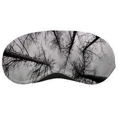 Trees Without Leaves Sleeping Masks by Nexatart