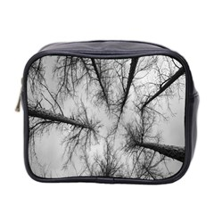 Trees Without Leaves Mini Toiletries Bag 2 Side by Nexatart