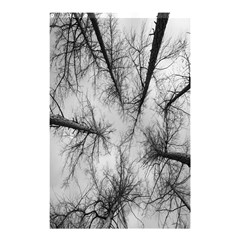 Trees Without Leaves Shower Curtain 48  X 72  (small)  by Nexatart