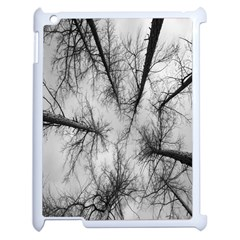 Trees Without Leaves Apple Ipad 2 Case (white)