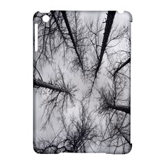 Trees Without Leaves Apple Ipad Mini Hardshell Case (compatible With Smart Cover) by Nexatart
