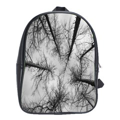 Trees Without Leaves School Bags (xl)  by Nexatart