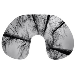 Trees Without Leaves Travel Neck Pillows by Nexatart