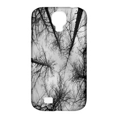 Trees Without Leaves Samsung Galaxy S4 Classic Hardshell Case (pc+silicone)