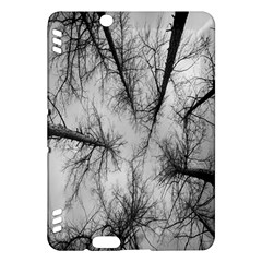 Trees Without Leaves Kindle Fire Hdx Hardshell Case by Nexatart