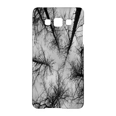 Trees Without Leaves Samsung Galaxy A5 Hardshell Case  by Nexatart