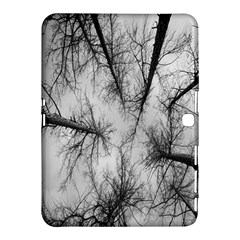Trees Without Leaves Samsung Galaxy Tab 4 (10 1 ) Hardshell Case  by Nexatart