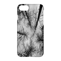 Trees Without Leaves Apple Iphone 7 Hardshell Case