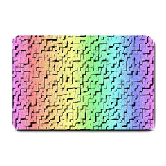 A Creative Colorful Background Small Doormat