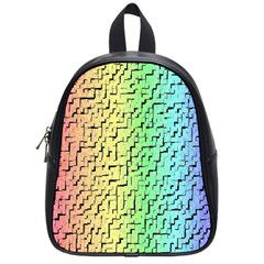 A Creative Colorful Background School Bags (small)  by Nexatart