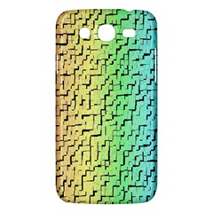 A Creative Colorful Background Samsung Galaxy Mega 5 8 I9152 Hardshell Case