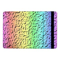 A Creative Colorful Background Samsung Galaxy Tab Pro 10 1  Flip Case by Nexatart