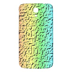 A Creative Colorful Background Samsung Galaxy Mega I9200 Hardshell Back Case