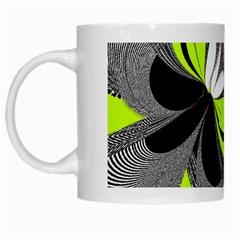 Abstract Illustration Nameless Fantasy White Mugs by Nexatart
