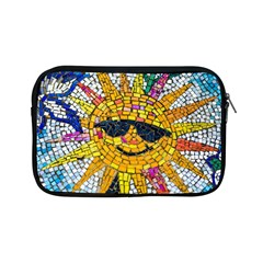 Sun From Mosaic Background Apple Ipad Mini Zipper Cases