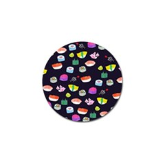 Japanese Food Sushi Fish Golf Ball Marker (4 Pack) by Mariart