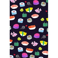 Japanese Food Sushi Fish 5 5  X 8 5  Notebooks by Mariart